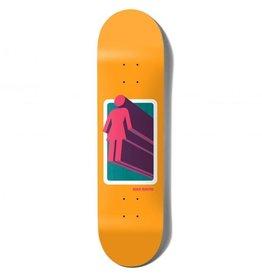 Girl Girl Malto 3D OG 7.75  Skate Deck