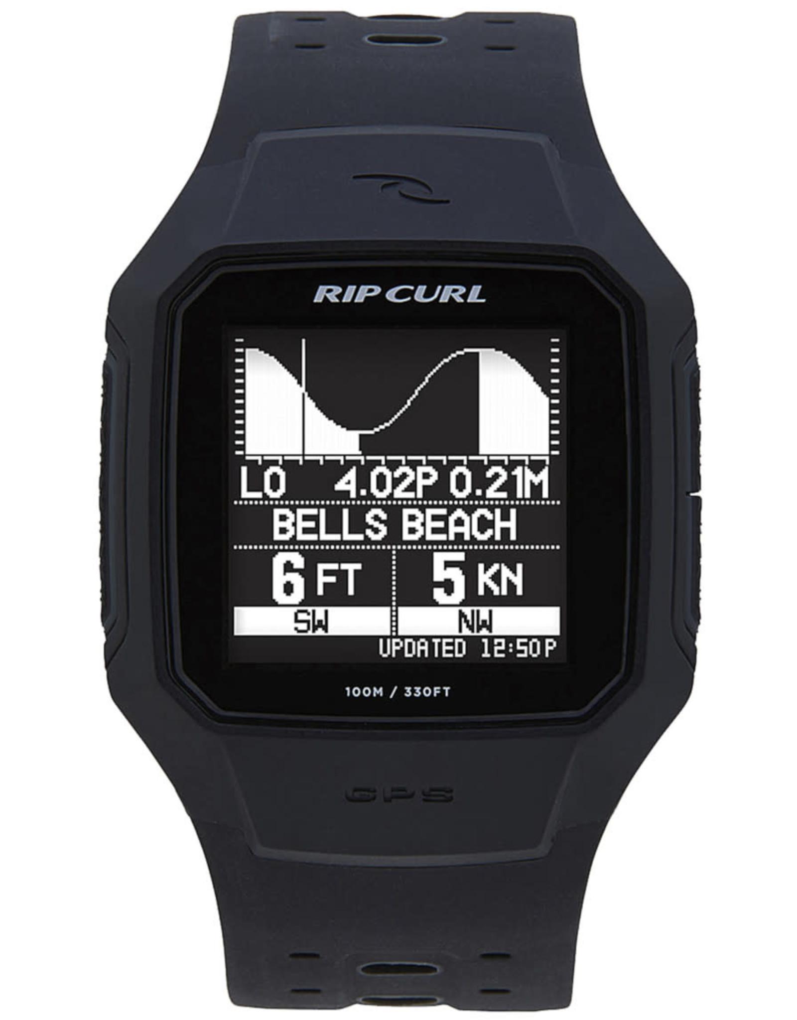 Rip Curl Rip Curl Search Gps Series 2 Watch Black