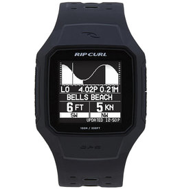 Rip Curl Rip Curl Search Gps Series 2 Watch Black
