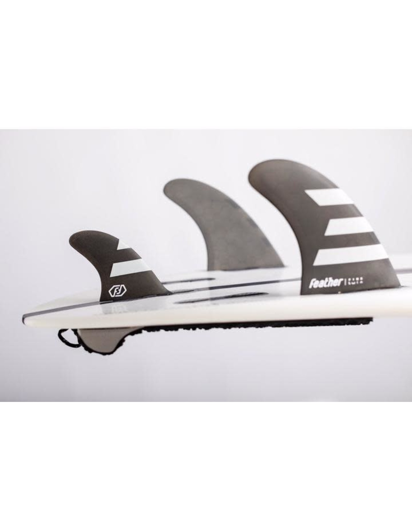 Feather Fins Feather Fins Twin 2 + 1 FCS II Click Tab