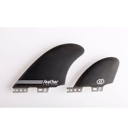 Feather Fins Feather Fins FCS II Click Tab Twin Quad Semi Keel