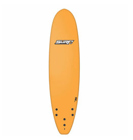 Bugz Bugz Surfboard Softboard 7.6 Mini Malibu