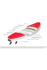 Bugz Bugz 8.0 Surfboard Softboard Mini Malibu