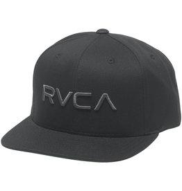 RVCA RVCA Twill Snapback Cap