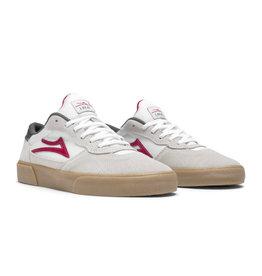 Lakai Lakai Skateboard Schoen Cambridge White/Gum Suede