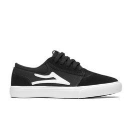 Lakai Lakai Griffin Kids Black/White Suede