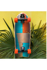 Flying Wheels Flying Wheels Carver Skateboard 29 Spike Lombard Surf