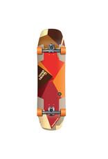 Flying Wheels Flying Wheels Surf Skateboard 36 Nestblock STR Surfin Series