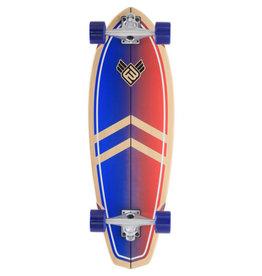 Flying Wheels Flying Wheels Surf Skateboard 30 La Jolla Capitol Surf Truck