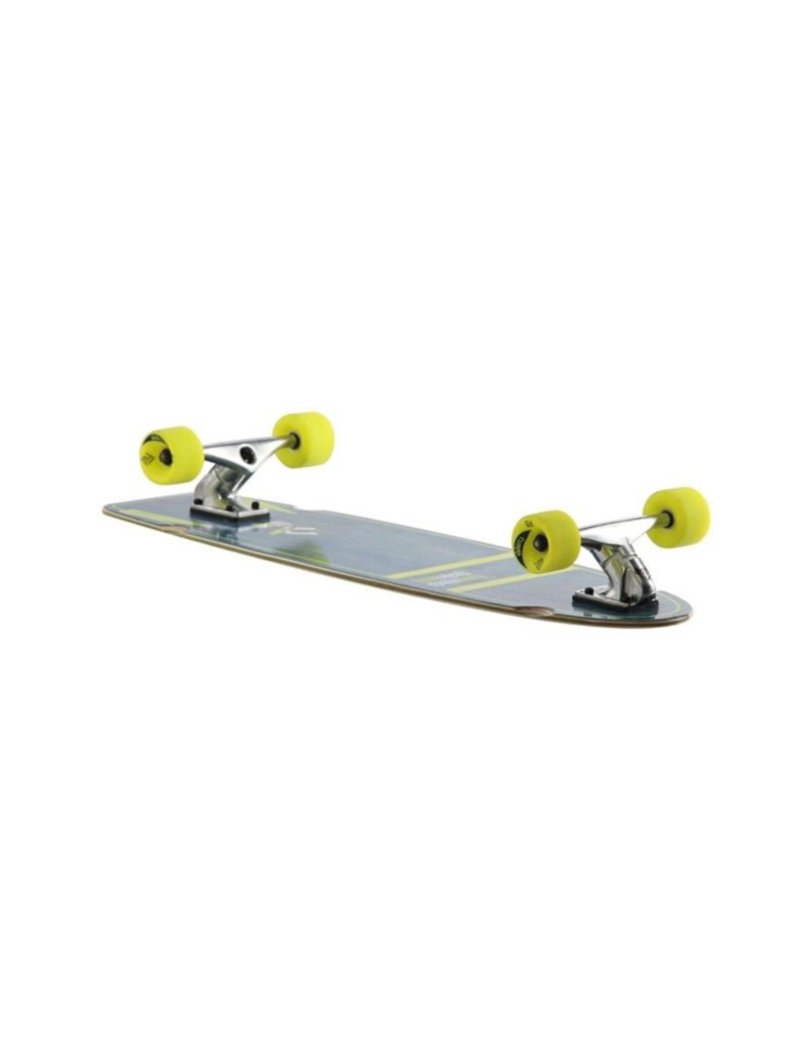 Flying Wheels Flying Wheels Surf Skateboard 32 Fatlog Capitol Surf Truck