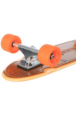 Flying Wheels Flying Wheels Skateboard Bill Stewart 28 brown Limited Edition Cruiser