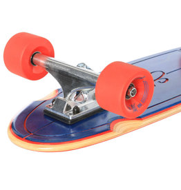 Flying Wheels Flying Wheels Skateboard Bill Stewart 28 navy Limited Edition Cruiser