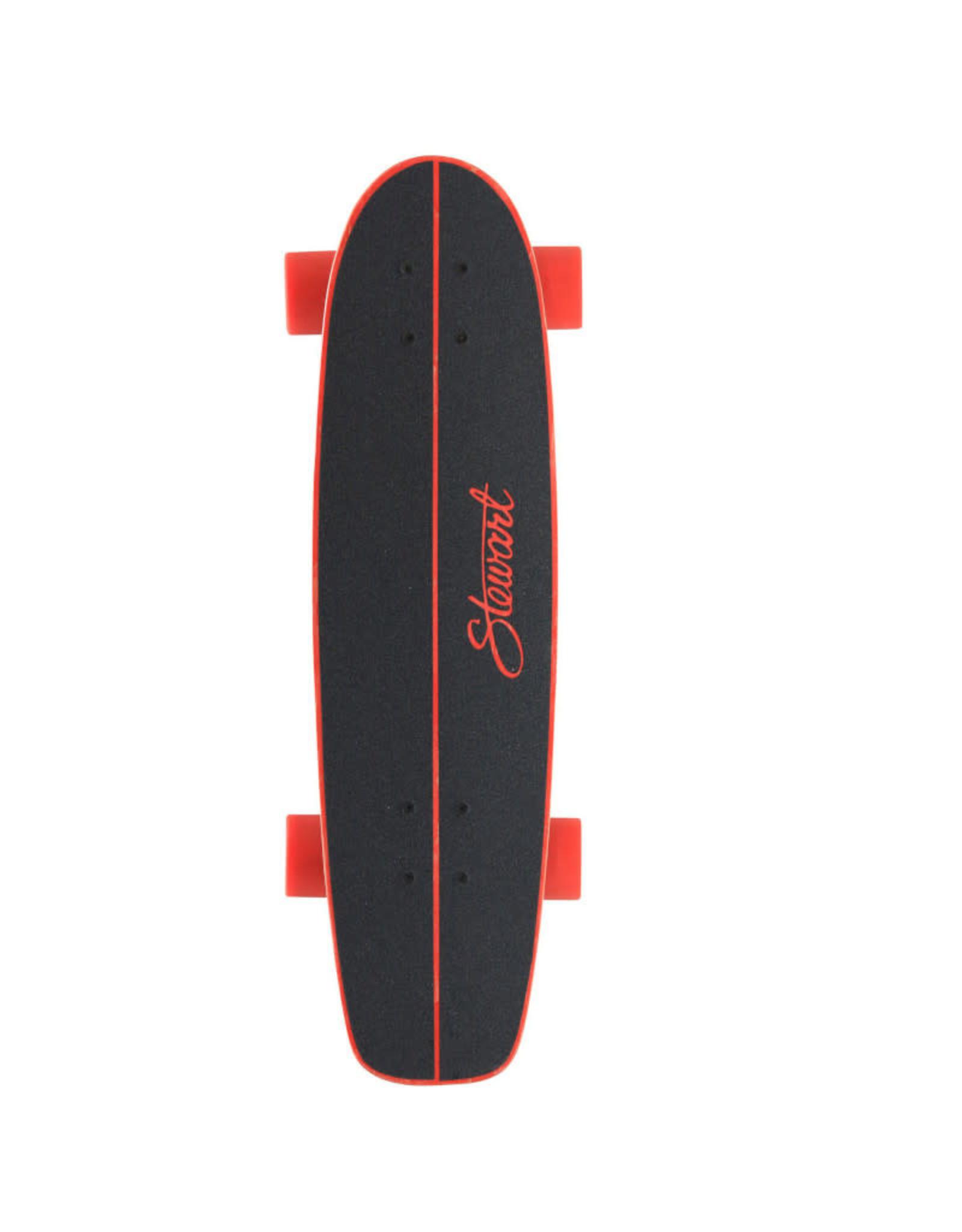 Flying Wheels Flying Wheels Skateboard Bill Stewart 28 navy Limited Edition Cruiser