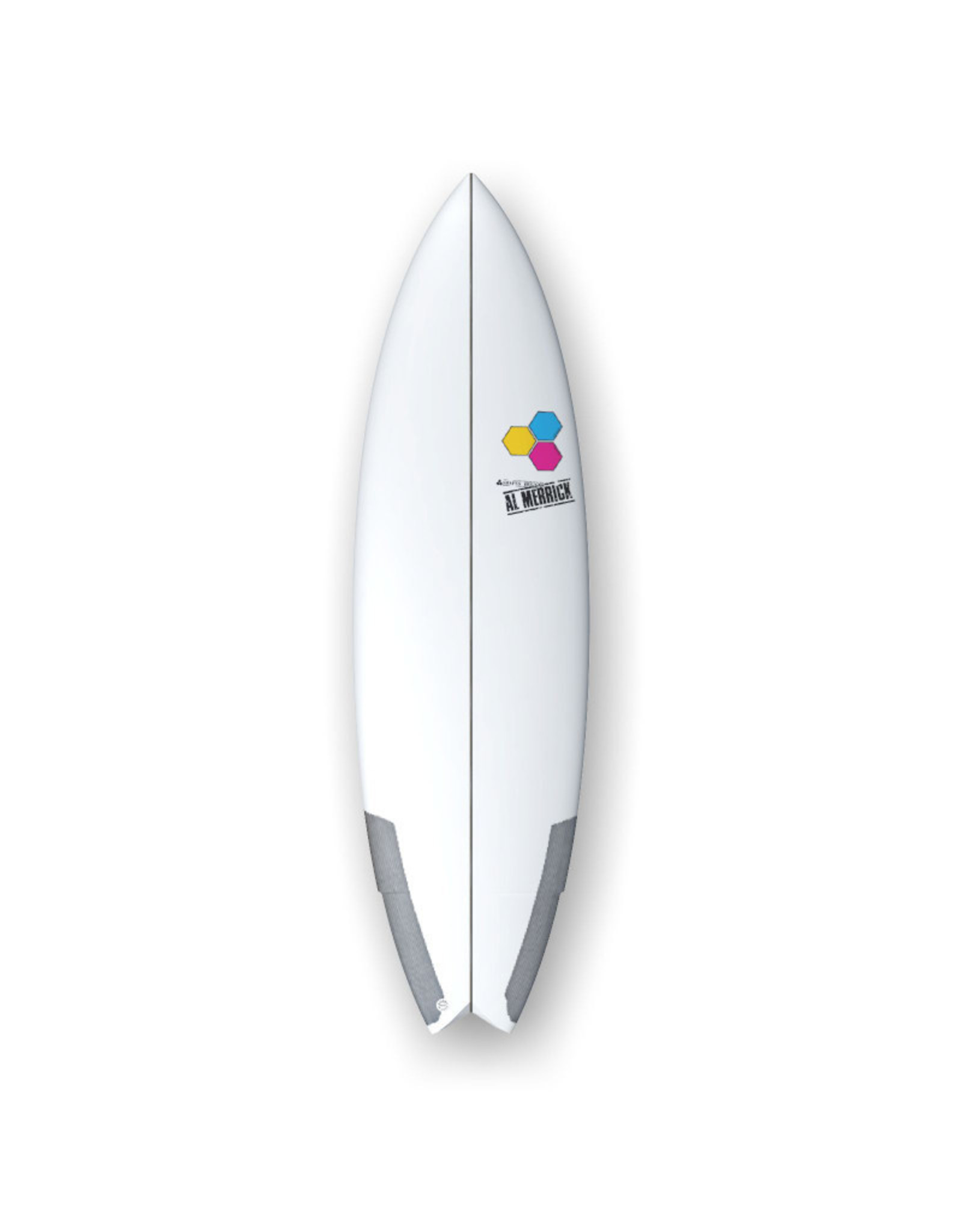 Channel Island Channel Island Weirdo Ripper 5'8""