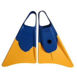Sniper Bodyboard fins Weapon L 44-45,5 Blue Yellow
