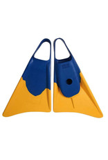 Sniper Bodyboard fins Weapon S 36-38,5 Blue Yellow