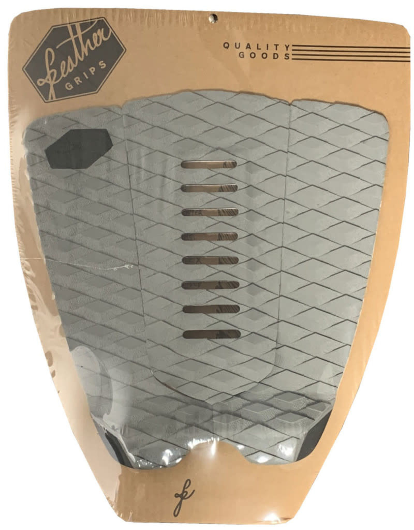 Feather Fins Feather Fins Traction Pad 3P Grey