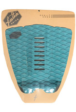 Feather Fins Feather Fins Traction Pad 3P Navy Green