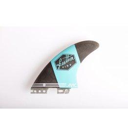 Feather Fins Feather Fins FCS II Click Tab JMC Blue Medium