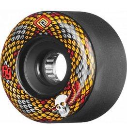 Powell Peralta Powell Peralta Snakes Wheel Black 75A 69mm