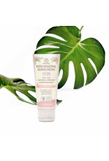 Suntribe Suntribe All Natural Mineral Kids Vanilla Sunscreen SPF30 100ml