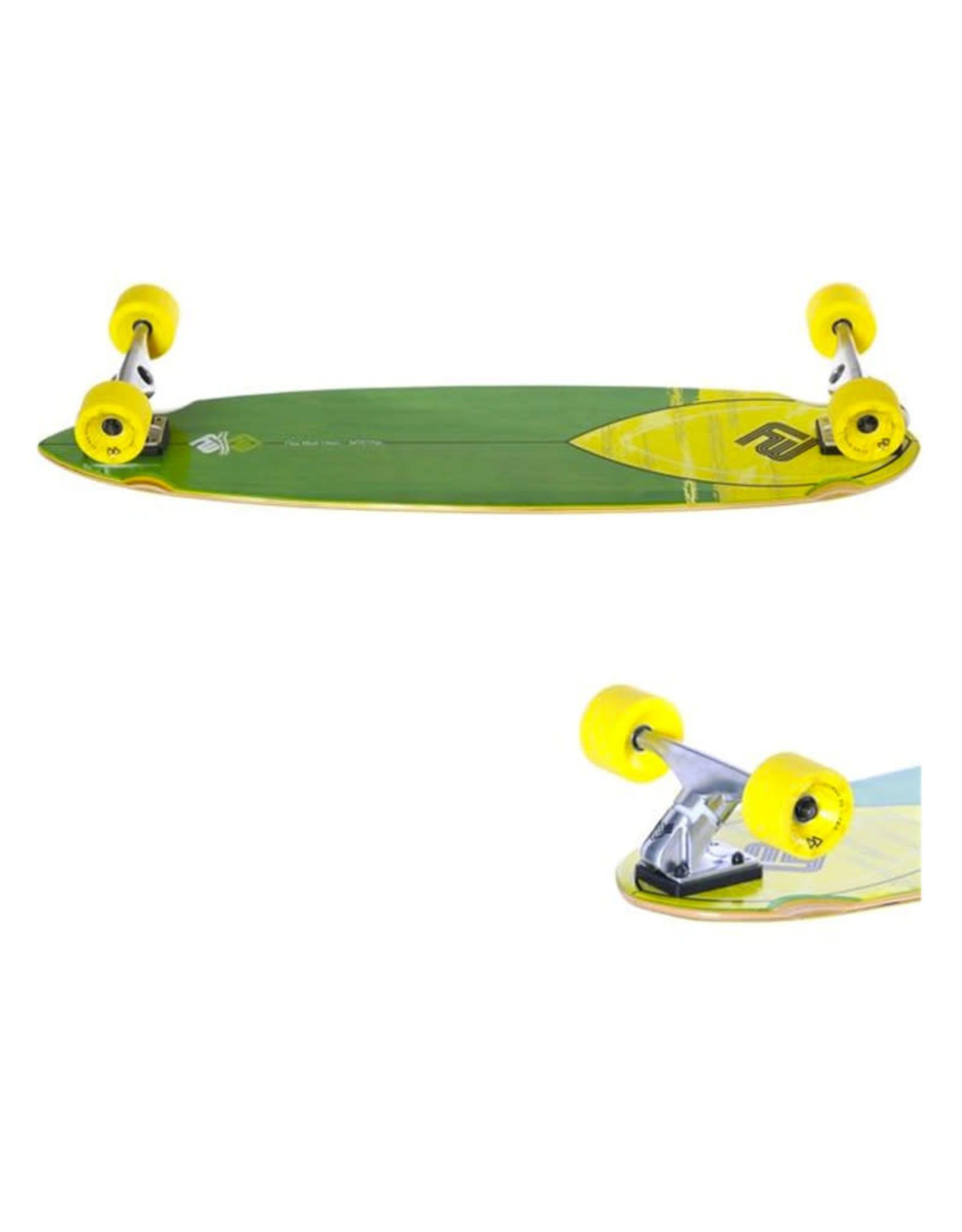 Flying Wheels Flying Wheels Surf Skateboard 36 Pupukea Capitol Surf Truck