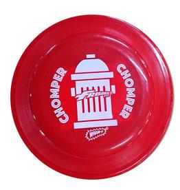 Whamoo Wham-o Frisbee flying disc Fastback 100g Red