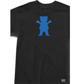 Grizzly Grizzly OG Bear T-Shirt Black