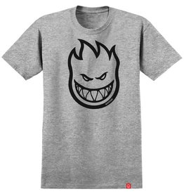 Spitfire Spitfire Bighead T-Shirt Athletic Heather/Black