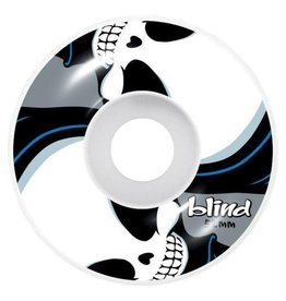 Blind Blind Reaper Wheel Silver 52mm
