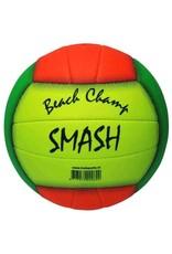 Volleybal-Beach SMASH geel/oranje/groen