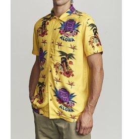RVCA RVCA Dmote Tiki Shirt