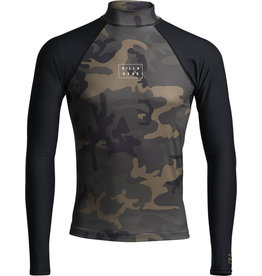 Billabong Billabong Contrast LS Lycra Camo