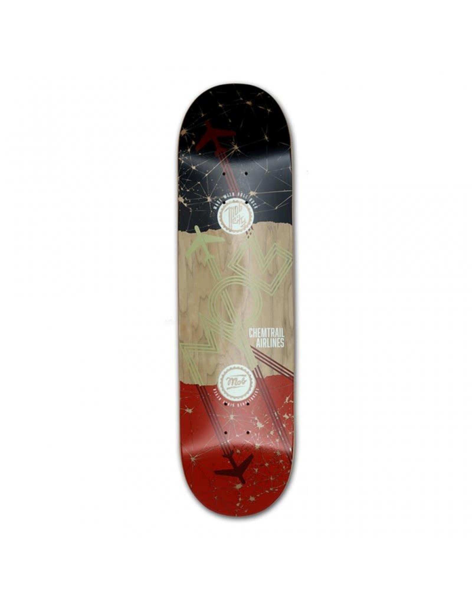 MOB MOB 8.5 Skateboard Deck Airlines