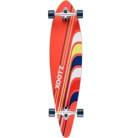 "Osprey XOO Pine Stripe 40"" Longboard Skateboard"