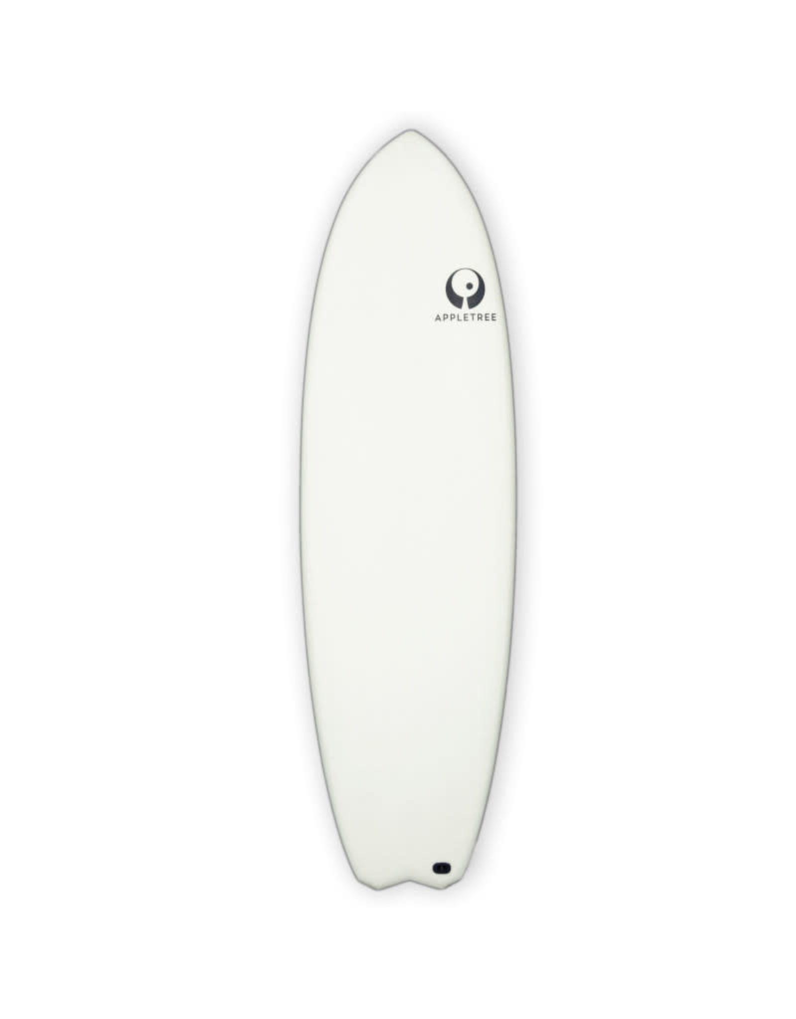 """Appletree Surfboards Appletree Malus Domestica 5'2"""""""