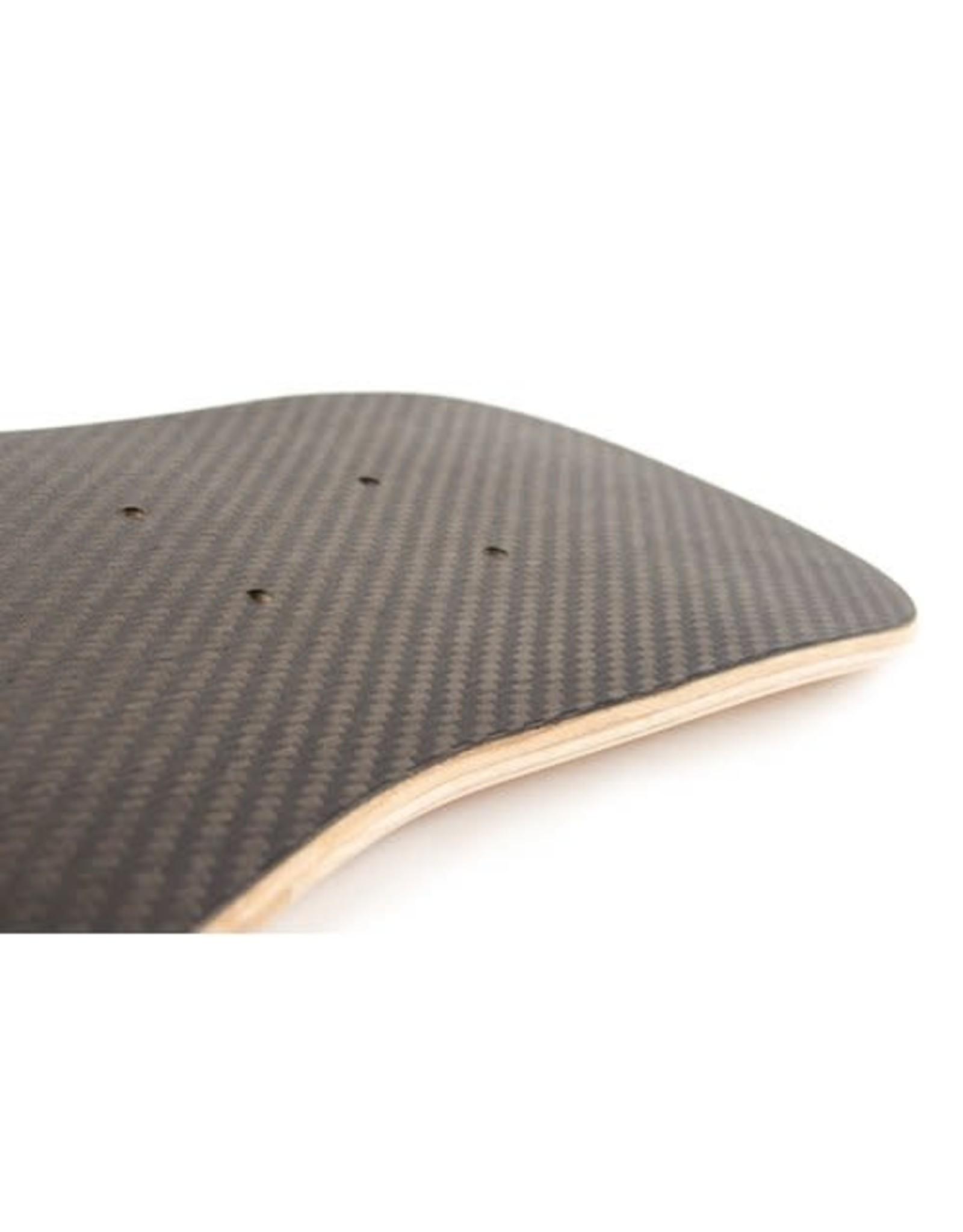 Jucker Hawaii Jucker Hawaii 118 cm Longboard Dancing Deck Carbon Flex 2