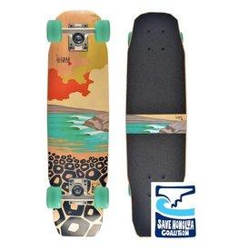 Jucker Hawaii Jucker Hawaii Woody Board Pono Kick