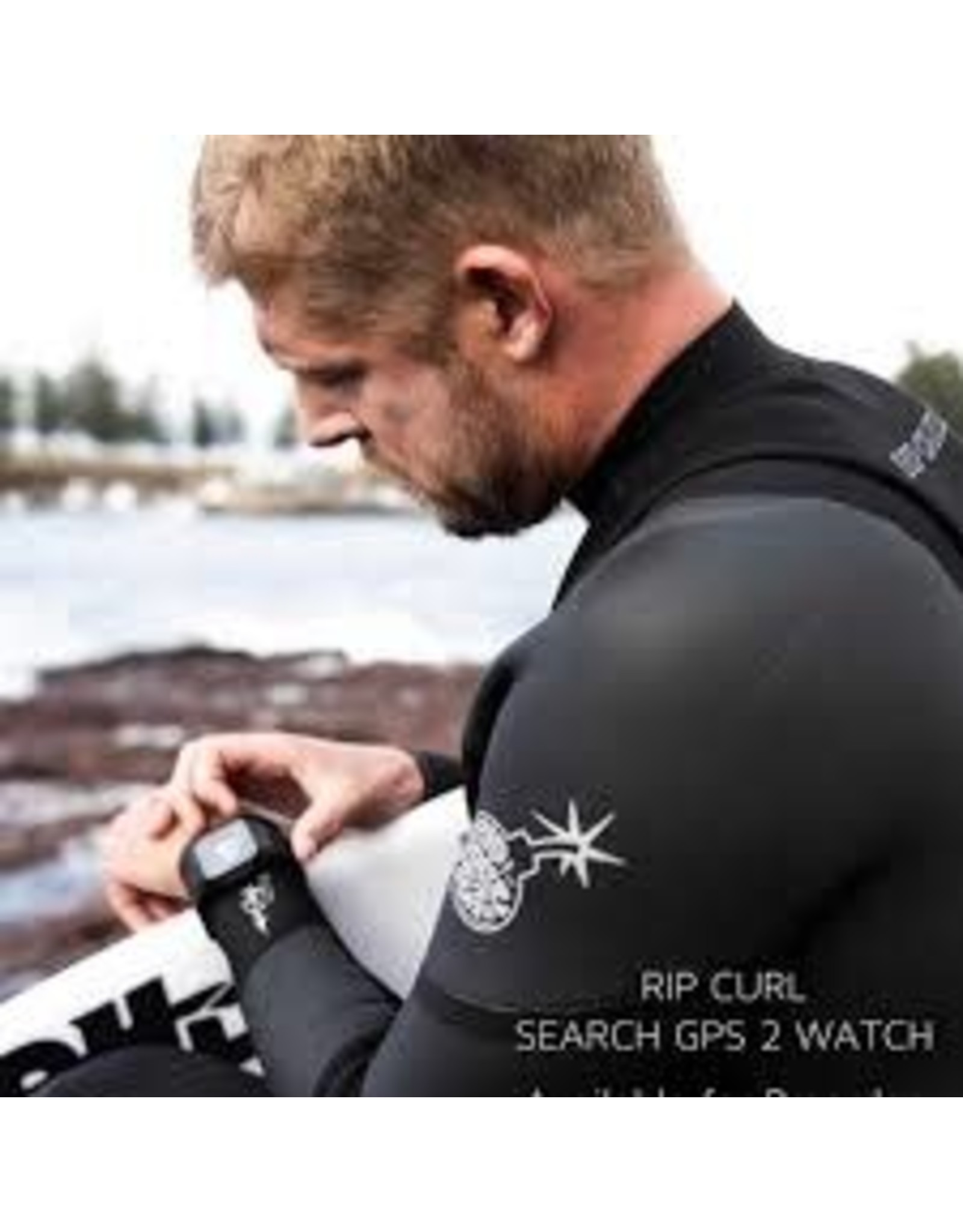 Rip Curl Rip Curl Search Gps Series 2 Watch Army