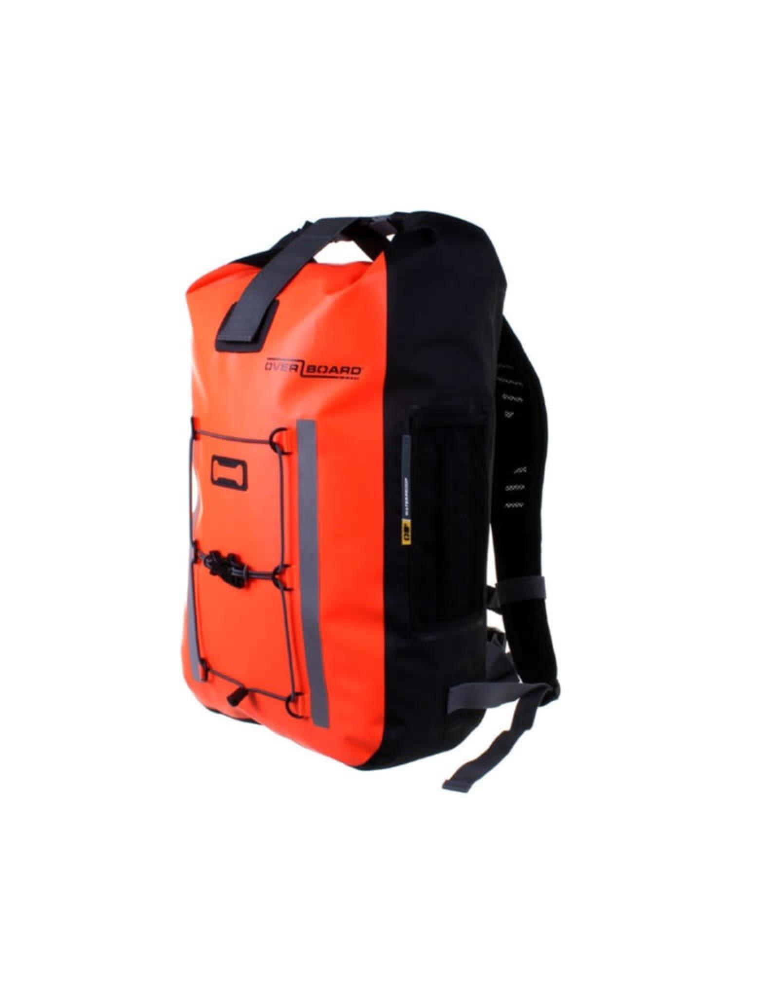 OverBoard waterproof Backpack Pro-Vis 30 Liter Orange