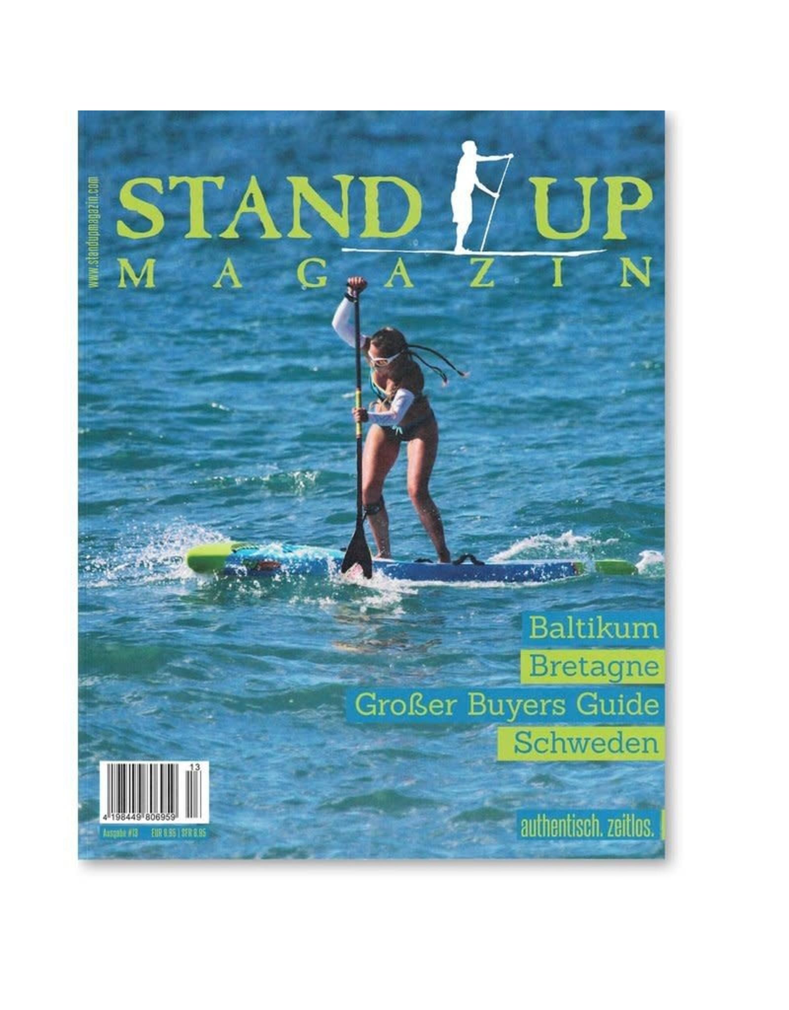 Stand Up Magazine 13