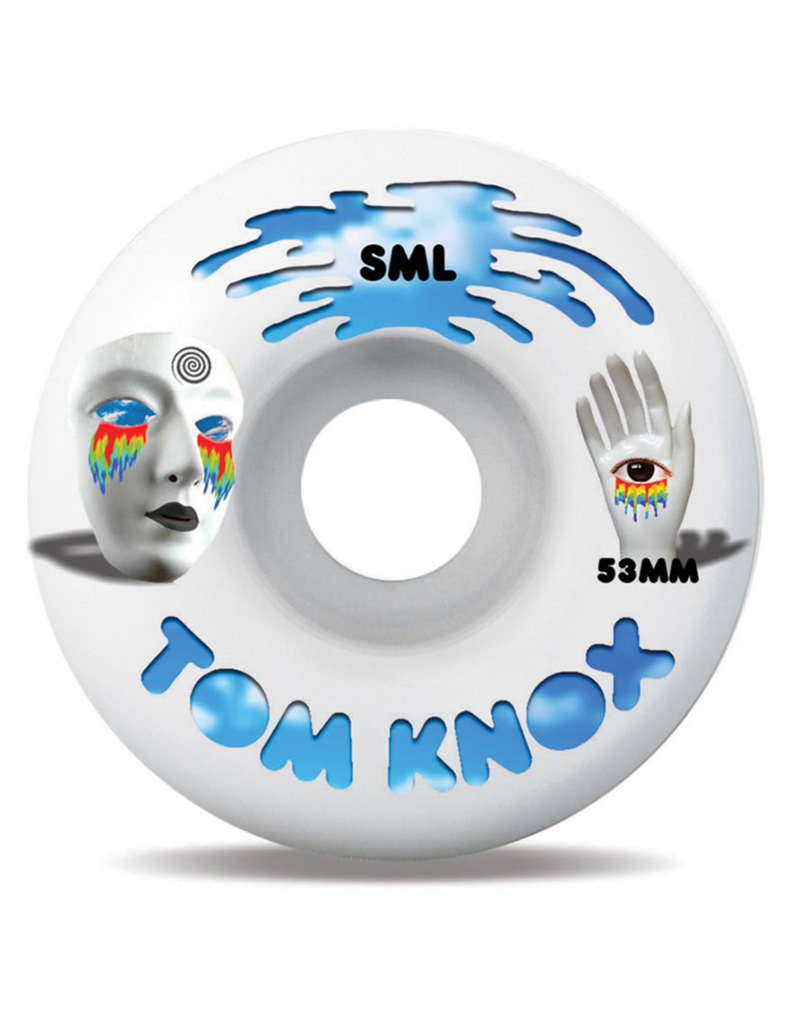 Sml Sml. Solstice Tom Knox V-Cut Wheel 99A 53mm