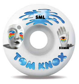Sml Sml. Solstice Tom Knox V-Cut Wheel 99A 53mm