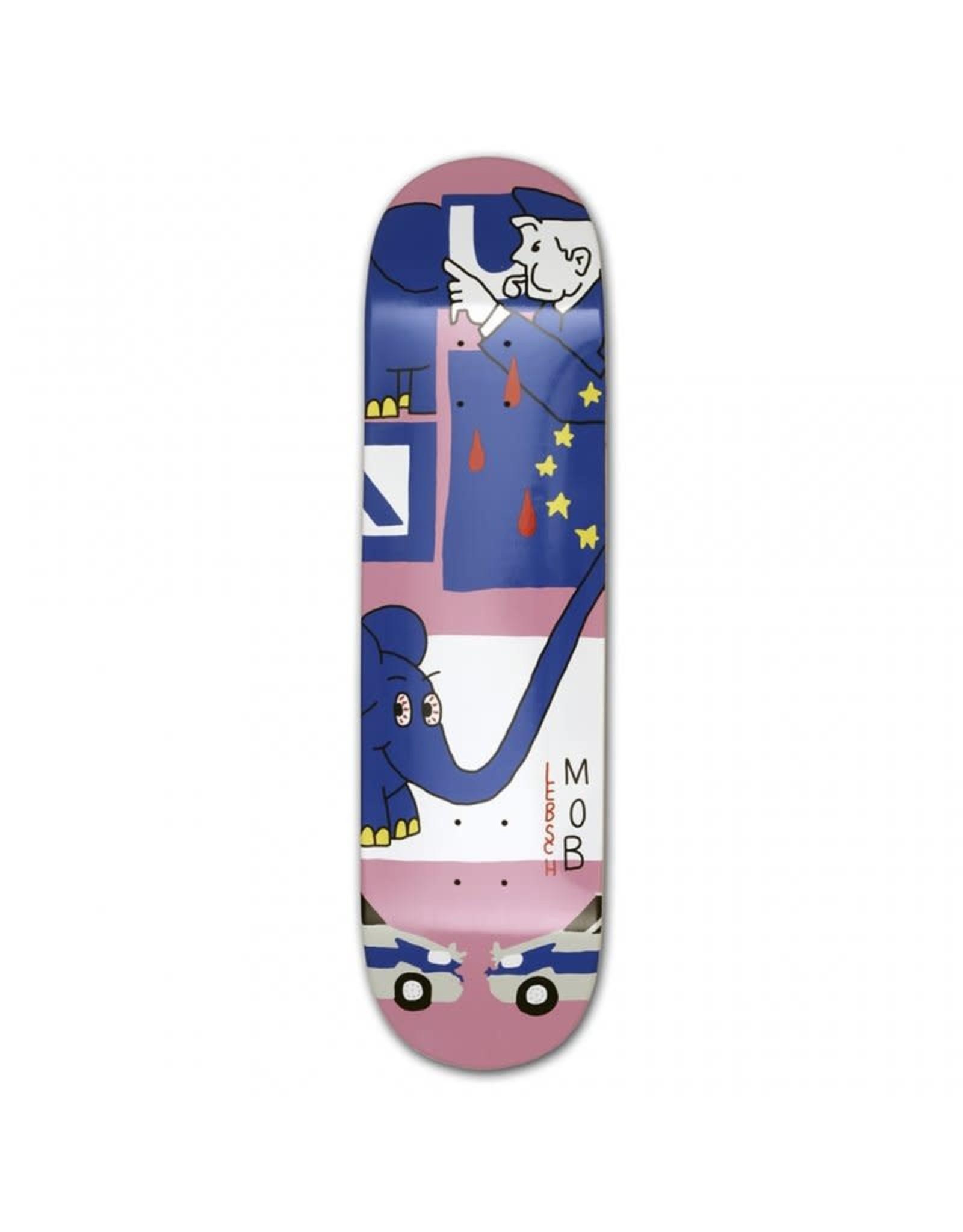 MOB MOB 8.5 Skateboards Elephunk Deck