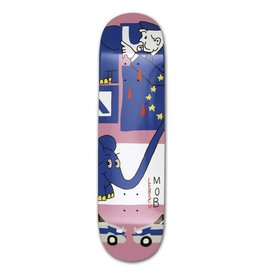 MOB MOB 8.5 Skateboards Elephunk Deck
