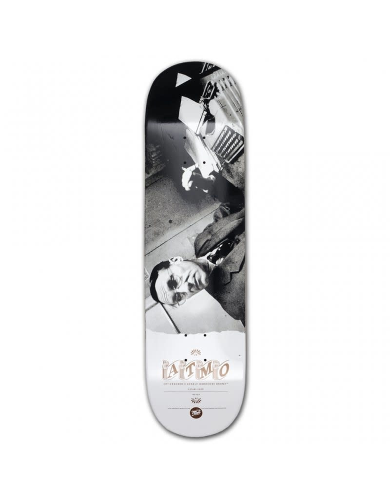 MOB MOB 8.75 Skateboards William Deck