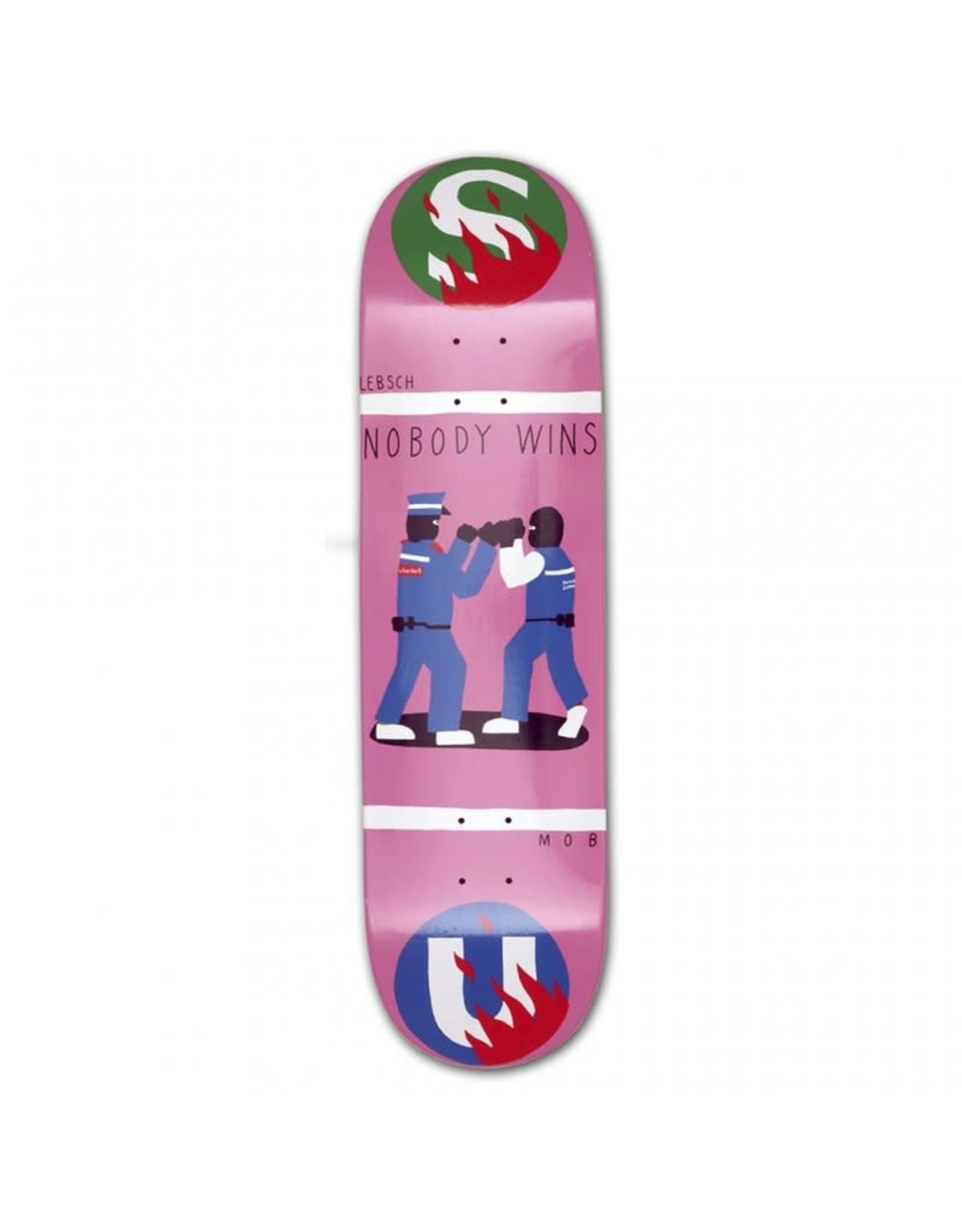 MOB MOB 8.5 Skateboards Transit Deck