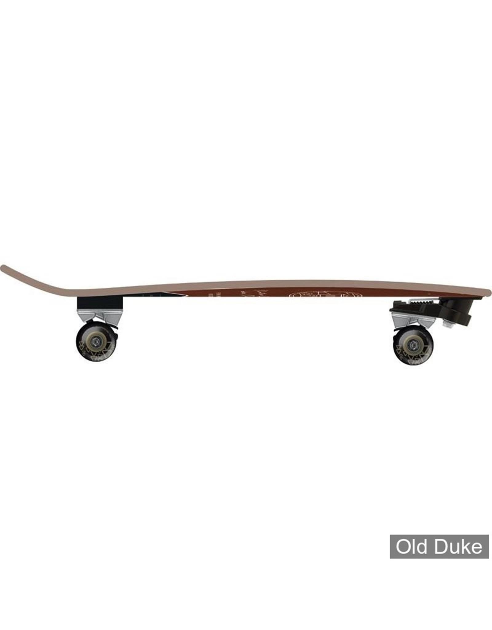 Flying Wheels Flying Wheels Surf Skateboard 31,5 Belza Best Place Edition Surfskate