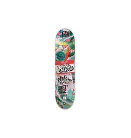 "BLVD BLVD 8.0"" Danny Cerezini Locals Skateboard Deck"