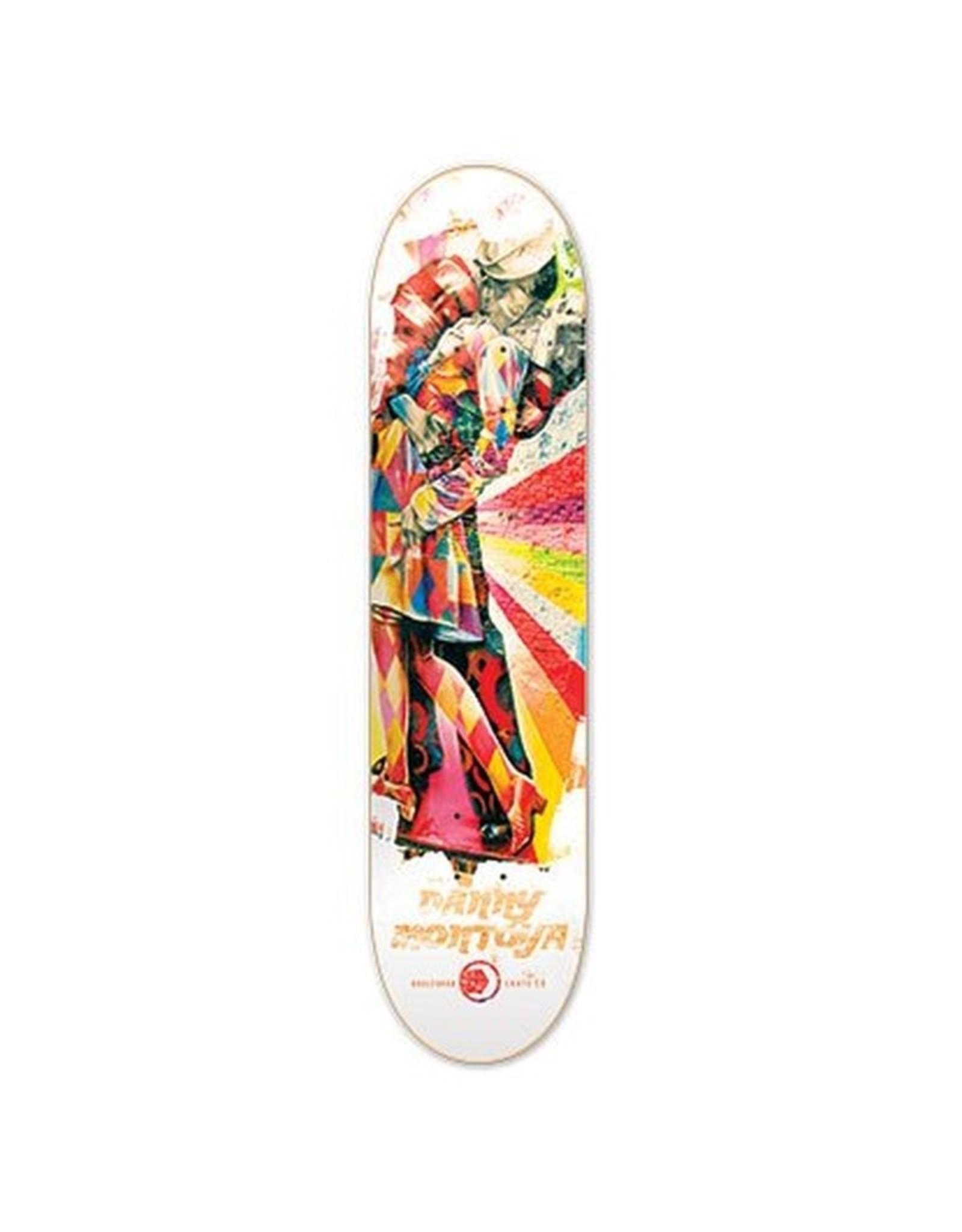 "BLVD BLVD 7.75"" Street Art DM Skateboard Deck"
